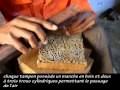 Impression textile : les secrets de fabrication des tampons en bois