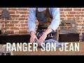 Comment bien ranger son jean ?