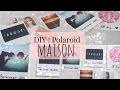 DIY: Polaroid en 3 minutes !