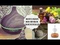 Comment diffuser vos huiles essentielles + présentation du diffuseur Reidea