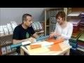 Beaux-arts : Tuto débutant scrapbooking Partie 3 : Papier  Scrapbooking