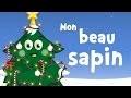 Mon beau sapin roi des forêts (chanson de Noël pour petits avec paroles)