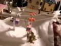 Télécabine miniature HO