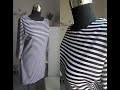 Tuto couture : Tunique / Robe d'été (Patron PDF gratuit). Tunic/dress for summer (free PDF pattern)