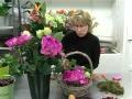 Comment composer un panier gourmand et fleuri avec Aquarelle