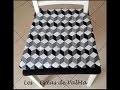 Tuto Couture - Housse / Coussin de chaise - Galette de Chaise