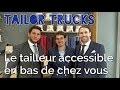 La liberté du sur-mesure ✂ TAILOR TRUCKS ✂ Une des meilleures offres en France