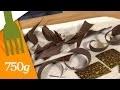 Comment faire des décors en chocolat ? - 750g