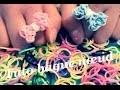TUTO Bague nœud rainbow loom