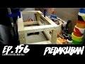 PiedARuban - Construction d'un pied avec roues pour ma scie à ruban Leman - Ep156