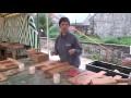Fabrication d'une Tomette en terre cuite Pierre Lenoble report  60