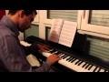 L'oiseau - belle et sebastien -Piano- Cover par Herem + Bonus partition