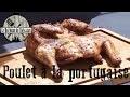 Poulet à la portugaise au barbecue