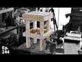 Fabrication d'un tabouret d'atelier en moins d'une heure et pour moins de 10 euros - Ep244