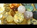 Arrivage pierres de Madagascar et Malachite en boutique