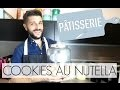 [ PATISSERIE ] COOKIES AU NUTELLA