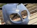 Comment réparer un carénage et carrosserie