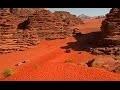 Escapade en #Jordanie paysages du #Wadi-Rum #désert Jordanien