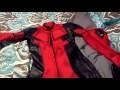 unboxing nouveau costume de Deadpool BNE1