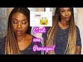 COMMENT FAIRE UNE PERRUQUE DE BRAIDS OU RASTA/  HOW TO: BRAIDED WIG