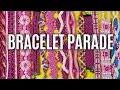 Bracelet Parade - Macrame School | Stop Motion Animation