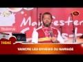 C'PAQUE 2017 - Vaincre les ennemis du mariage - Pasteur Marcello Tunasi