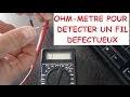 TRONIK AVENTUR N°49 - TESTER SES CONNECTEURS - FIL DEFECTUEUX