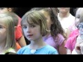 MVI 1244 chorale Boris Vian CP, CE1 Michelle Bernard J'aime après l'orage