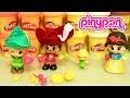 Pinypon Peter Pan Figurines Magiques Fée Clochette Capitaine Crochet Kit Accessoire Conte de Fées
