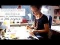 Cre�ation de bijoux en pâte polymère avec Isabelle (artisanat) (w/sub)