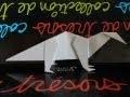 [Origami] Le Dinosaure En Papier !