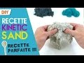 Comment faire du sable magique KINETIC - How to make kinetic sand - Gloopy