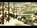 Brueghel hiver: un tableau