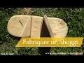 Fabriquer un Shoggi ...… pour une assise physiologique