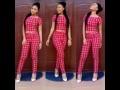 Nouvelles tendances africaines pour femme