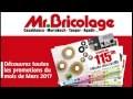 Mr. bricolage Maroc : Promotions MARS 2017