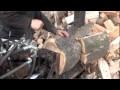 Fendeuse hydraulique artisanale, 1 poussée pour 12 buches!!!! machine à vendre