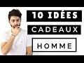 10 IDÉES DE CADEAUX pour HOMMES | SOStyle