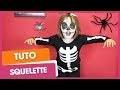 Halloween : déguisement de squelette | CitizenKid.com