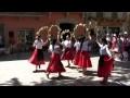 #France Pyrénées Orientales #folklore Catalan la danse des cerceaux