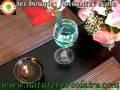 Bougies flottantes à huile parfumées écolo pour photophores