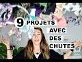 9 projets COUTURE pour utiliser ses CHUTES de tissu