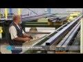 SMB - étapes de fabrication d'une charpente métallique