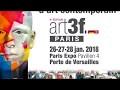 Salon ART3F - Paris - Janvier 2018