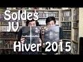 Double Bilan Soldes jeux vidéo Hiver 2015
