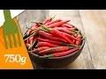 Tout savoir sur les piments - 750g