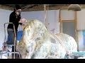 Sculpter un cheval | Saône de Stalh, sculpture de chevaux