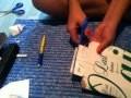 faire un porte monnaie avec une brique de lait