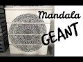 MANDALA GEANT customisation commode