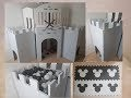TUTO: réalisations tour château (Enfant)